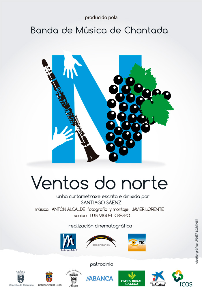 ´Ventos do Norte' - Cortometraje