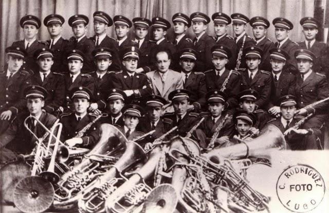 Banda de Chantada año 1935