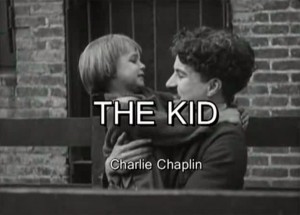 El CHico - The Kid - Charles Chaplin