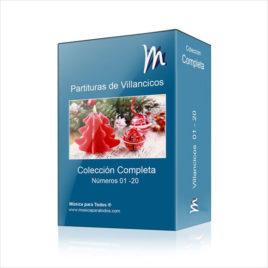 Villancicos Colección Completa