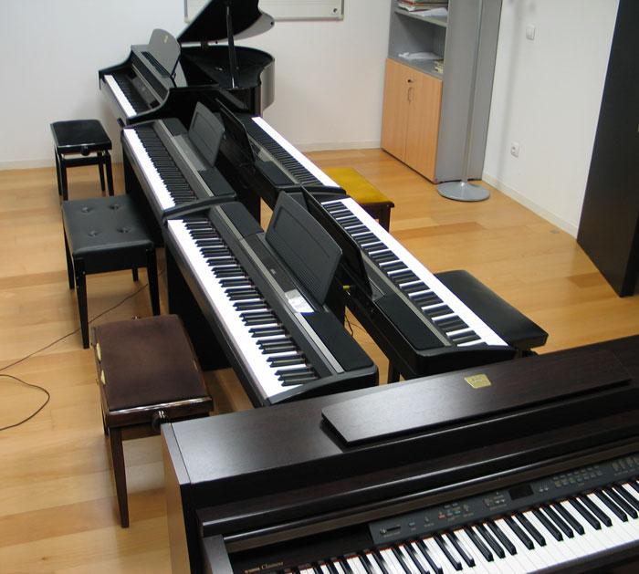 clase colectiva piano  ¿Qué es?