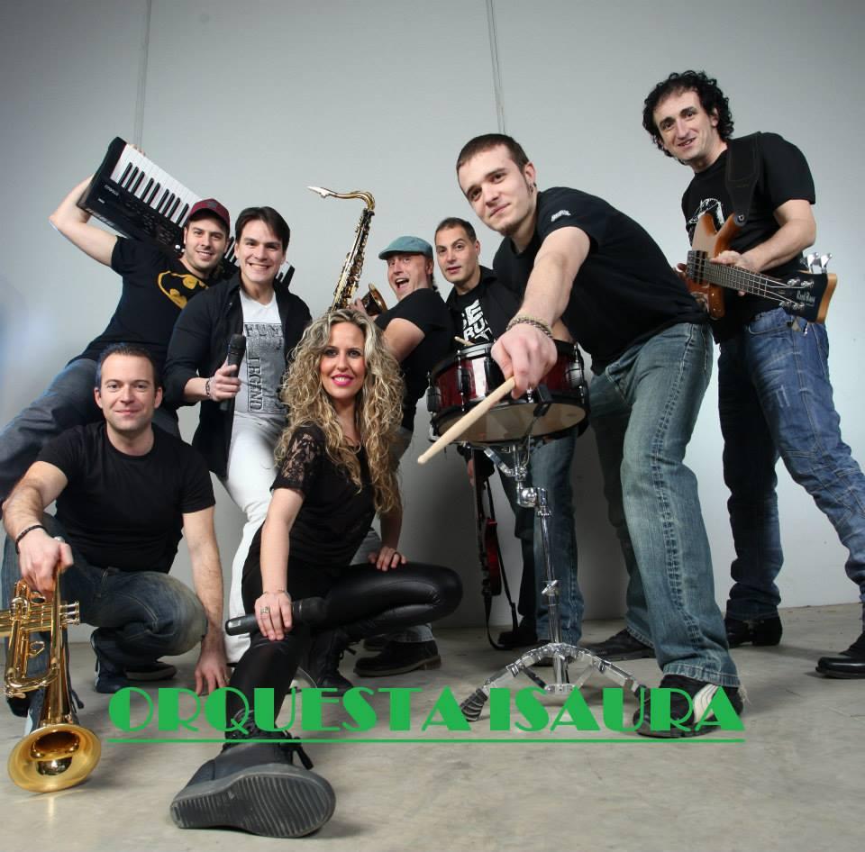 Orquesta Isaura