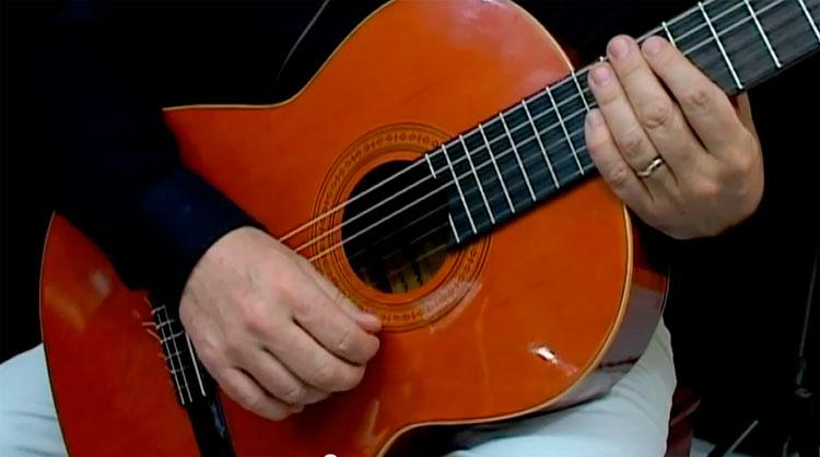 Ritmos de guitarra nº 7 – acompañamientos en guitarra española